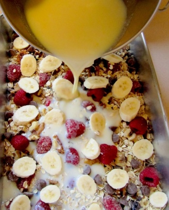 baked oat meal
