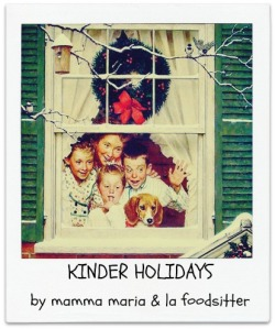 kinder holidays