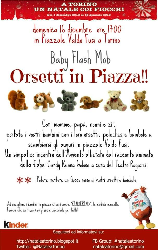baby flash mob