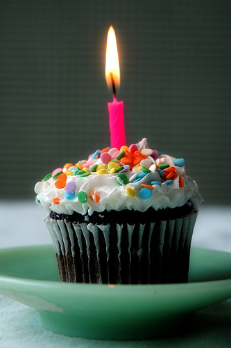 cupcake 2 year