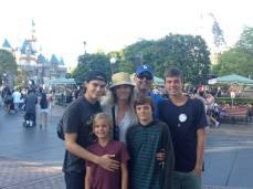 Carolyne & Robbie Tyler, Ryan, Adam & Carson