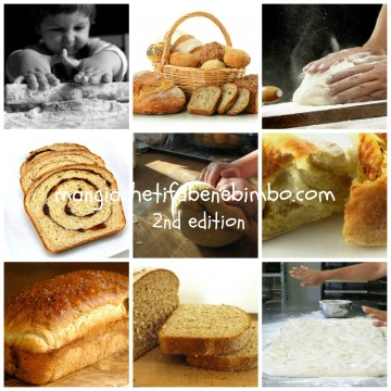 it's the second edition of Bread Web Contest for FRD!! so many awesome recipes have come in and I'm having difficulty in choosing the winners!!