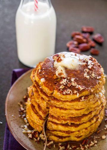pumpkin-pancake